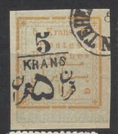 Persia - 1902 - Usato/used - Sovrastampati - Mi N. 160 - Iran