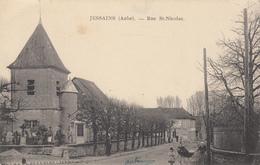 Jessains ] Rue Saint-Nicolas - France