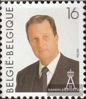 Belgium 2584 (complete Issue) Unmounted Mint / Never Hinged 1993 King Albert II. - Belgien