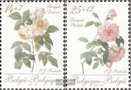 Belgium 2405-2406 (complete.issue.) Unmounted Mint / Never Hinged 1990 Rosen - Belgium