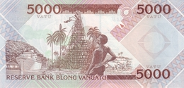 VANUATU P. 15 5000 V 2006 UNC - Vanuatu