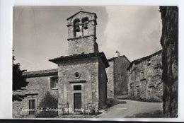 CORTONA AREZZO S. CRISTOFORO VIAGG SENZA FRANCOBOLLO - Arezzo