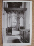 Interior, Worstead Church, Norfolk (RP) - Kerken En Kathedralen