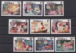 2438  Walt Disney   Commonwealth Of Dominica   1980  ( Christmas 1980 ) Peter Pan  . - Disney