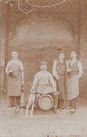 FEIER Der S.11. Am 14.3.1908, Alte Fotokarte, Karte Geknickt, Fleckig - Feiern & Feste