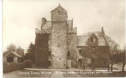 DARNICK TOWER - MELROSE -  PEEBLESHIRE - Roxburghshire