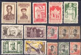 FRANCE ! Timbres Anciens NEUFS D'INDOCHINE Depuis 1904 - Viêt-Nam