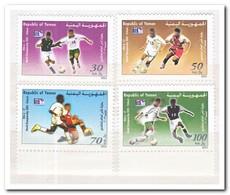 Yemen 2003. Postfris MNH, Football - Yemen