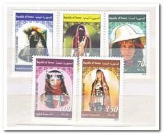 Yemen 2003. Postfris MNH, Women's Costumes - Yemen