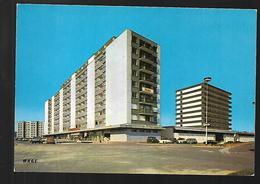 Cpm 9518701 Garges Les Gonesse  Centre Commercial De La Dame Blanche Prisunic Fiat 500 , Ami 8 Citroen - Garges Les Gonesses