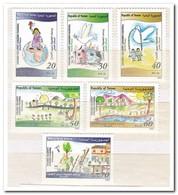 Yemen 2003. Postfris MNH, Children Stamps - Yemen