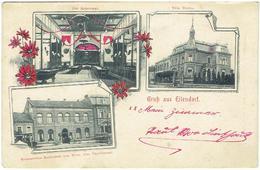 Güss Aus EILENDORF - Aachen - Der Kaisersaal - Villa Thelen - Restauration Keisersaal - Aachen