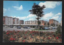 Cpm 9518700 Garges Les Gonesse  Centre Commercial De La Dame Blanche , Peugeot 203 , 403 , Aronde Simca - Garges Les Gonesses