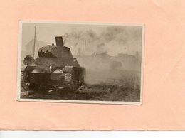 E1611 - CHAR - Sowjet-Union Zahlreiche Feindpanzer Wurden Hier Abgeschossen - Ausrüstung