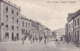 Kayl Grand'Rue - Grobstrabe Circulée En 1912 - Esch-sur-Alzette