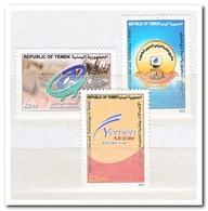 Yemen 2004. Postfris MNH, Communication Companies - Yemen