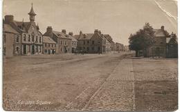 EARLSTON SQUARE - BERWICKSHIRE - Berwickshire