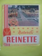 Buvard  Naturelle REINETTE - Blotters