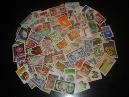 100 ALL DIFFERENT WORLD STAMPS UNUSED MNH - Stamps