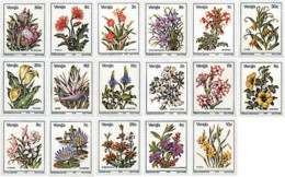 Ref. 92709 * NEW *  - VENDA . 1979. FLOWERS. FLORES - Venda