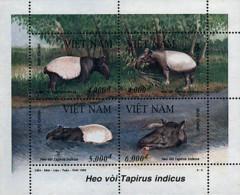 Ref. 224400 * NEW *  - VIET NAM . 1995. NATURE PROTECTION. PROTECCION DE LA NATURALEZA - Vietnam
