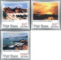 Ref. 93835 * NEW *  - VIET NAM . 2002. LANDSCAPES. PAISAJES - Vietnam