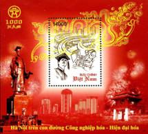 Ref. 256558 * NEW *  - VIET NAM . 2010. 1000 A�OS DE LA CIUDAD DE HANOI - Vietnam