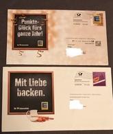 Dialogpost  EDEKA  26060 Oldenburg , Mit Liebe Backen, Punkte Glück Fürs Ganze Jahr - BRD
