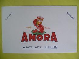 Buvard   AMORA Moutarde De Dijon - Blotters