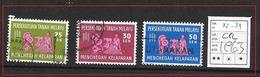MALASIA FEDERATION 1963 Freedom From Hunger Campaign   USED - Fédération De Malaya