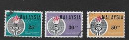 MALAYSIA    1964 Eleanor Roosevelt Commemoration  USED - Malaysia (1964-...)