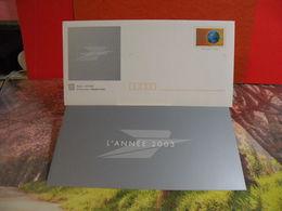 Prêts-à-poster > N°3532 Y&T - 2002 - L'Année 2003 - Enveloppe + Carte - - Prêts-à-poster:  Autres (1995-...)