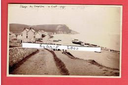 PHOTOGRAPHIE SEATON 1871 THE BEACH PHOTOGRAPHE S. COOD PHOTOGRAPHER - Lieux
