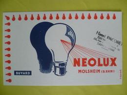 Buvard   NEOLUX A  MOLSHEIM - Blotters