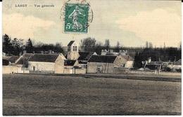 91 - LARDY - Vue Générale - Carte Toilée, Couleur - Circulé 1911 - Bon état - - Lardy