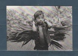 Carte Moderne Maya Chiapas Mexico Enfant Au Travail - Amérique