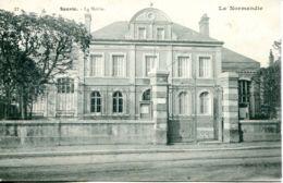 N°66305 -cpa Sanvic -la Mairie- - France