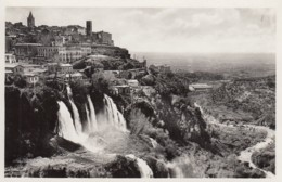 Tivoli ... Panorama Con Cascatelle - Italie
