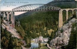 Trisannabrücke A. D. Arlbergbahn (276) - Österreich