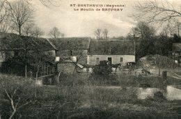 SAINT BERTHEVIN - Le Moulin De Raffray - Autres Communes