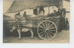 BERCK PLAGE - Embarquement Des Filets - Collection CH. BRESSON - Berck