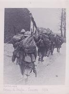 CORVÉE DE SOUPE   SOMME 1916  Photographie - 1914-18