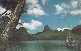 Polynésie Française  Moorea Baie D'upundhu - Polynésie Française