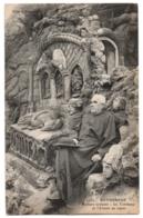 CPA 35 - ROTHENEUF (Ille Et Vilaine) - 1052. Le Tombeau Et L'Ermite Au Repos - Rotheneuf