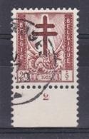 Belgie Plaatnummer COB° 900-07.2 - Gebruikt