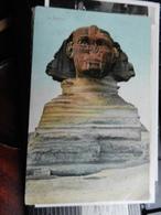 19808) LE SPINX VIAGGIATA 1913 - Sfinge