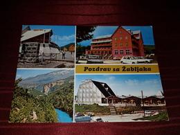 POZDRAV SA ŽABLJAKA - Montenegro