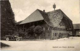 Zollbrück - Gasthaus Zum Rössli - BE Berne