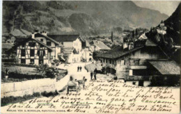 Wimmis - Dorfstrasse - BE Berne