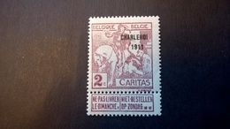 102* Caritas - 1910-1911 Caritas